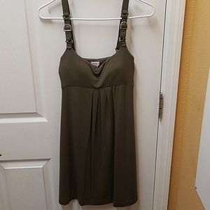 Cache spaghetti strap dress